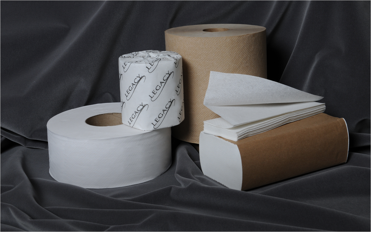 Harder Co Facility Products Sanitary Paper
